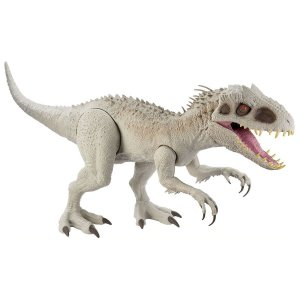 Jurassic World Indominus Rex Super Colossal - Mattel