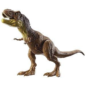 Dinossauro T-Rex - Dino Escape - Jurassic World - Mattel