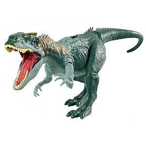 Dinossauro Allosaurus - Dino Escape - Jurassic World - Mattel