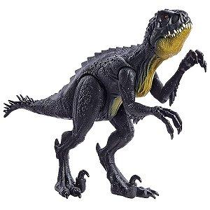 Dinossauro Scorpios Rex Jurassic World - Mattel