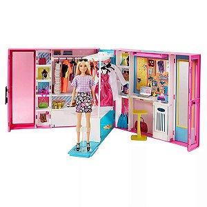 Closet dos Sonhos da Barbie