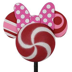 Enfeite para Antena Disney Minnie Pirulito