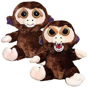 Pelúcia Feisty Pets Macaco