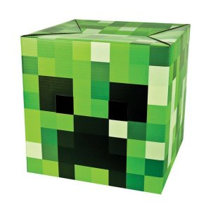 Máscara Minecraft Creeper