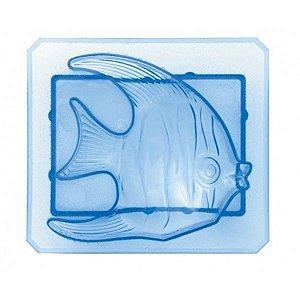 Forma De Silicone Peixe
