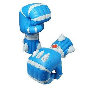 Luva Inflável Robô Gigante