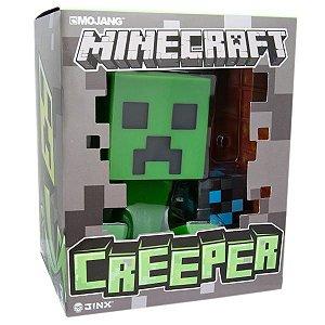 Boneco Vinil Minecraft Creeper