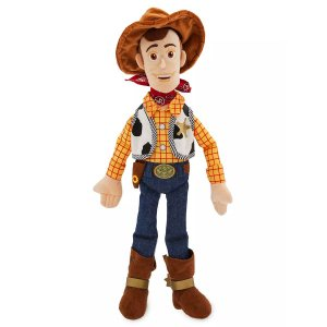 Pelúcia Woody Toy Story Disney Médio