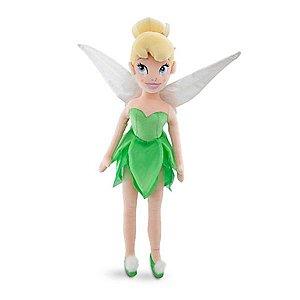 Pelúcia Princesa Sininho Disney