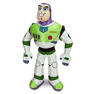 Pelúcia Buzz Lightyear Toy Story Disney Médio