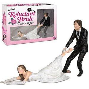 Topo De Bolo Casamento Noivinhos Divertidos
