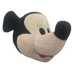 Chaveiro De Pelúcia Mickey Disney