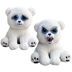 Pelúcia Feisty Pets Urso Polar