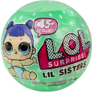 Boneca L.O.L Surprise Lil Sisters Series 2