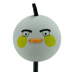 Enfeite para Antena Angry Birds Matilda