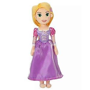 Pelúcia Princesa Rapunzel Disney