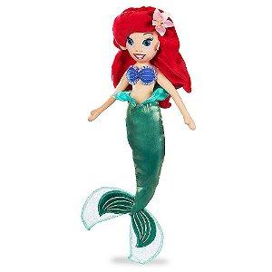 Pelúcia Princesa Ariel Disney