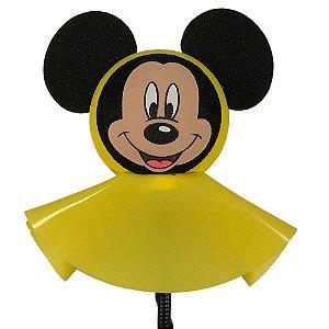 Enfeite para Antena Disney Mickey Capa de Chuva