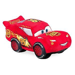 Pelúcia Carros Relâmpago Mcqueen Disney Médio