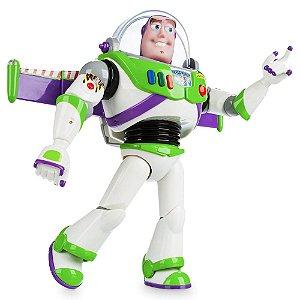 Boneco Buzz Lightyear Toy Story com Som