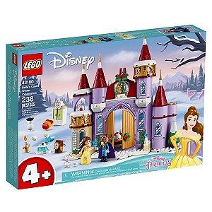 Lego Disney Princess 43180 Celebração de Inverno no Castelo da Bela