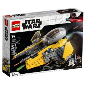 Lego Star Wars 75281 Interceptor Jedi de Anakin