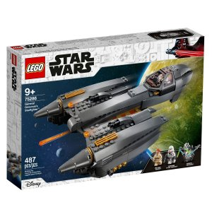 Lego Star Wars 75286 Starfighter do General Grievous