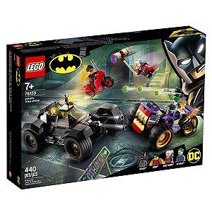 Lego Super Heroes 76159 Perseguição do Triciclo do Joker