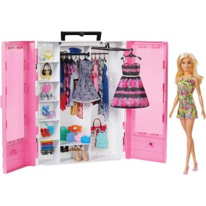 Barbie Fashionistas - Closet de Luxo da Barbie