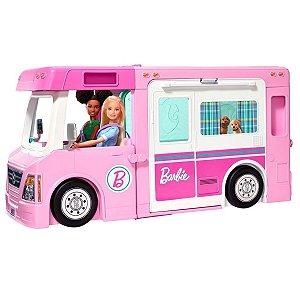 Barbie Trailer Dos Sonhos 3 Em 1 Mattel