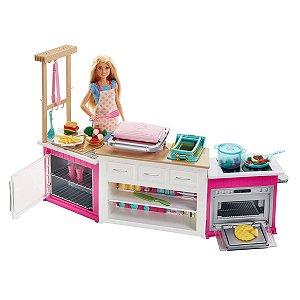 Barbie Cozinha De Luxo - Mattel