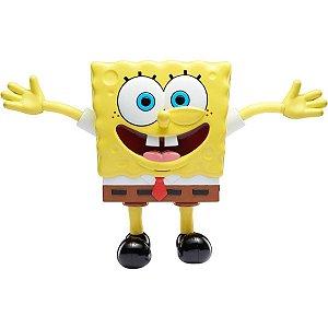Boneco Bob Esponja Super Elástico - Mattel