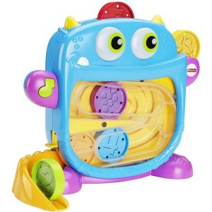 Monstro Labirinto Divertido Mattel Fisher-Price