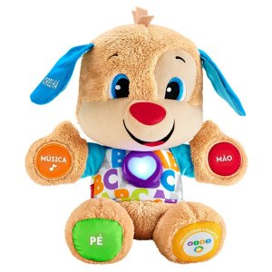 Aprender & Brincar Cachorrinho Smart Stages Mattel Fisher-Price