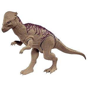 Dinossauro Pachycephalosaurus Jurassic World - Mattel