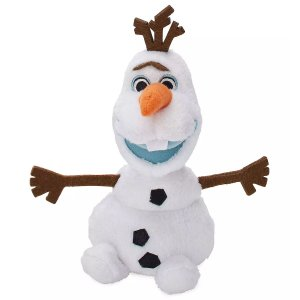 Pelúcia Olaf Disney Frozen Pequeno
