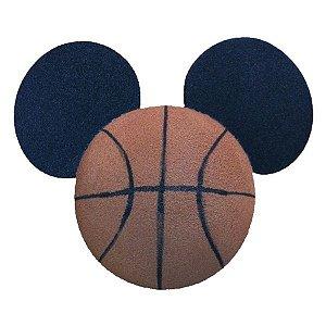 Enfeite para Antena Disney Mickey Bola de Basquete