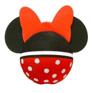 Enfeite para Antena Disney Minnie Vestido Vermelho