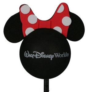 Enfeite para Antena Minnie Walt Disney World