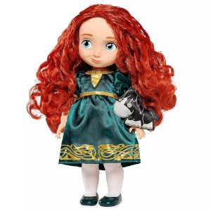 Boneca Princesa Merida Disney Animators