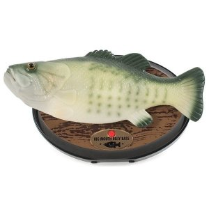 Peixe Cantor - Big Mouth Billy Bass