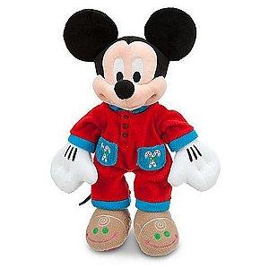Pelúcia Mickey de Pijama Original Disney