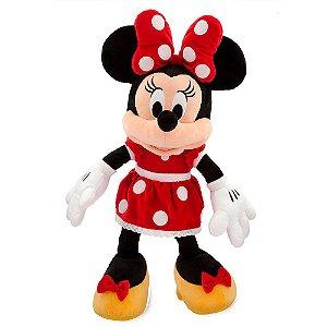 Pelúcia Minnie Vermelha Disney Grande