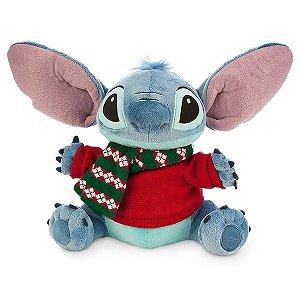 Pelúcia Stitch de Roupa Original Disney
