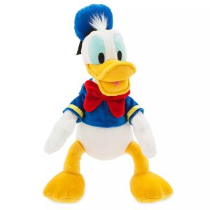 Pelúcia Pato Donald Disney Médio