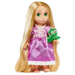 Boneca Princesa Rapunzel Disney Animators
