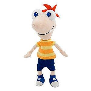 Pelúcia Phineas Disney Pequeno