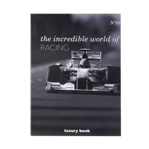 Livro decorativo Incredible Word Ofracing