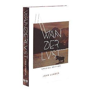 Livro decorativo Wanderlust