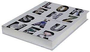 Livro decorativo Lourenz Baumer
